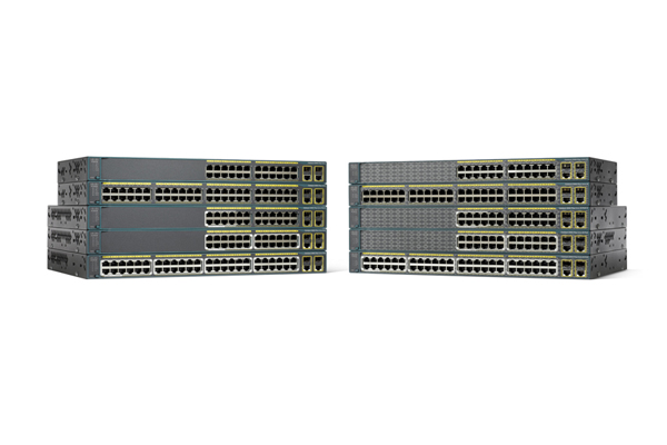 Catalyst 2960-Plus Series Switches