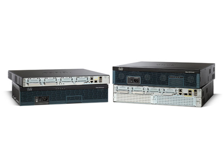 Cisco 2900 Series Security Bundles
